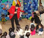 Magic Josay: Magic Magician Hong Kong Corporate shows performer entertainer performers entertainers  魔術師, 魔術, 幻覺 , 生日慶祝, 魔術表演, 生日會派對, 牌術