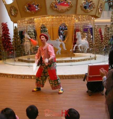 thumbnail picture of Jugglers performers