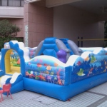 Ocean Bouncer: birthday parties hong kong childrens shows magic juggling functions birthdays party hong kong 生日會派對、小丑、扭汽球、­雜耍雜技, 舞蹈  遊戲, 小丑扭汽球、雜耍雜技