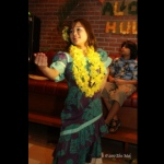 Hula dance involves delicate and elegant movements that deliver special messages.