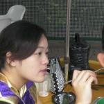 Face Painting by Buttons: birthday parties hong kong childrens shows magic juggling functions birthdays party hong kong 生日會派對、小丑、扭汽球、雜耍雜技, 舞蹈  遊戲, 小丑扭汽球、雜耍雜技