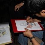Caricaturist Mr. Yeung: birthday parties hong kong childrens shows magic juggling functions birthdays party hong kong 生日會派對、小丑、扭汽球、雜耍雜技, 舞蹈  遊戲, 小丑扭汽球、雜耍雜技