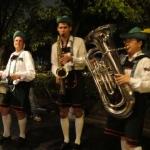 three piece band in Hong Kong performing