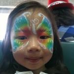 Face painter Ling: birthday parties hong kong childrens shows magic juggling functions birthdays party hong kong 生日會派對、小丑、扭汽球、雜耍雜技, 舞蹈  遊戲, 小丑扭汽球、雜耍雜技