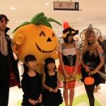 Halloween Pumpkin at Sogo