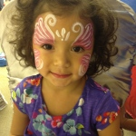 Facepainter Beatrice: birthday parties hong kong childrens shows magic juggling functions birthdays party hong kong 生日會派對、小丑、扭汽球、雜耍雜技, 舞蹈  遊戲, 小丑扭汽球、雜耍雜技