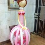Giant Balloon Sculpture: birthday parties hong kong childrens shows magic juggling functions birthdays party hong kong 生日會派對、小丑、扭汽球、雜耍雜技, 舞蹈  遊戲, 小丑扭汽球、雜耍雜技
