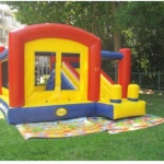 Climb And Slide Bouncer: birthday parties hong kong childrens shows magic juggling functions birthdays party hong kong 生日會派對、小丑、扭汽球、­雜耍雜技, 舞蹈  遊戲, 小丑扭汽球、雜耍雜技