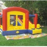 Climb And Slide Bouncer: birthday parties hong kong childrens shows magic juggling functions birthdays party hong kong 生日會派對、小丑、扭汽球、雜耍雜技, 舞蹈  遊戲, 小丑扭汽球、雜耍雜技