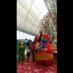 Hugely popular at the Hong Kong International Airport.