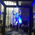 A fashion function at Hilton Hotel Shenzhen.