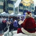 Hong Kong Santa at North Point Swire Fair