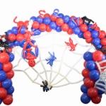 Balloons Decoration: birthday parties hong kong childrens shows magic juggling functions birthdays party hong kong 生日會派對、小丑、扭汽球、雜耍雜技, 舞蹈  遊戲, 小丑扭汽球、雜耍雜技