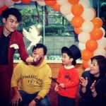 Oscar: birthday parties hong kong childrens shows magic juggling functions birthdays party hong kong 生日會派對、小丑、扭汽球、­雜耍雜技, 舞蹈  遊戲, 小丑扭汽球、雜耍雜技