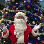 Santa Steve in profile 2016