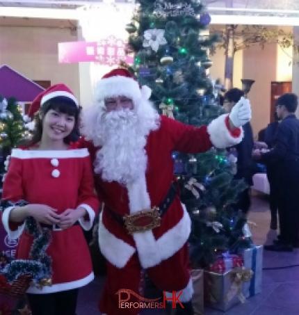 Santa for hire hong kong