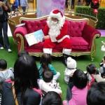 Story Reading with Santa