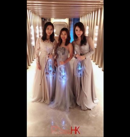 Trio violin