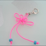 Lucky Charm key chain