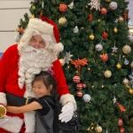 Santa Gerard at Mira shopping mall