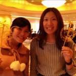 hsbc event with Sugar painting (糖画)