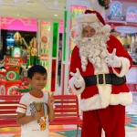 child with gerald at mira mall
