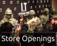 Store Opening Hong Kong